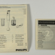Philips HR1602/00 Daily Collection accessori