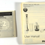 Philips HR1625/00 Daily Collection accessori